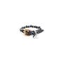 Authentic Second Hand Miu Miu Weaved Heart Charm Bracelet (PSS-623-00006) - Thumbnail 0