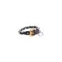 Authentic Second Hand Miu Miu Weaved Heart Charm Bracelet (PSS-623-00006) - Thumbnail 1
