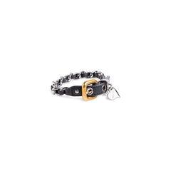 Miu miu weaved heart charm bracelet 2?1551253417
