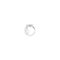 Christian dior crystal bee ring 2?1551253441