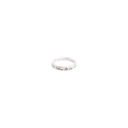 Authentic Second Hand Tiffany & Co 727 Fifth Avenue Ring (PSS-623-00009)