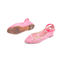 Authentic Second Hand Valentino Lace Ballet Flats (PSS-623-00015) - Thumbnail 1