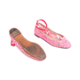 Authentic Second Hand Valentino Lace Ballet Flats (PSS-623-00015) - Thumbnail 2