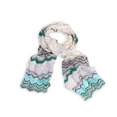 Crochet Knit Scarf