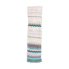 Missoni crochet knit scarf 2?1551336048