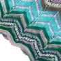 Authentic Second Hand Missoni Crochet Knit Scarf (PSS-004-00101) - Thumbnail 5