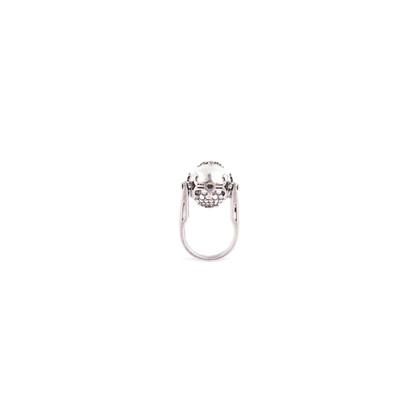 Authentic Second Hand Christian Dior Trésor de Tribales Ring (PSS-059-00045)