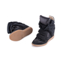 Authentic Second Hand Isabel Marant Bekett Suede Sneakers (PSS-059-00048) - Thumbnail 4