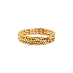 Chanel vintage chainlink choker 2?1551684487