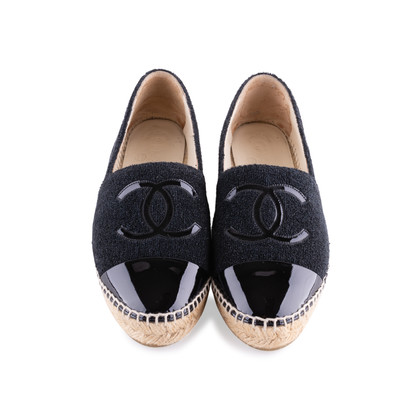 Authentic Pre Owned Chanel 2017 Terry Espadrilles (PSS-431-00005)