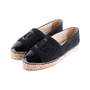 Authentic Pre Owned Chanel 2017 Terry Espadrilles (PSS-431-00005) - Thumbnail 3