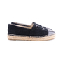 Authentic Pre Owned Chanel 2017 Terry Espadrilles (PSS-431-00005) - Thumbnail 4