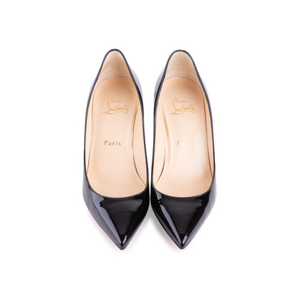 Authentic Second Hand Christian Louboutin Decollete 554 70 Pumps (PSS-431-00006)