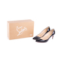 Authentic Second Hand Christian Louboutin Decollete 554 70 Pumps (PSS-431-00006) - Thumbnail 6