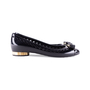 Authentic Second Hand Salvatore Ferragamo Flower Heel Jelly Flats (PSS-431-00008) - Thumbnail 1