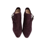 Authentic Pre Owned Christian Louboutin Suede Ankle Boots (PSS-618-00001) - Thumbnail 0