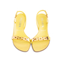 Authentic Pre Owned Prada Slingback Sandals (PSS-618-00002) - Thumbnail 0