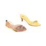 Authentic Second Hand Prada Slingback Sandals (PSS-618-00002) - Thumbnail 2