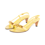 Authentic Pre Owned Prada Slingback Sandals (PSS-618-00002) - Thumbnail 3