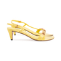 Authentic Pre Owned Prada Slingback Sandals (PSS-618-00002) - Thumbnail 4