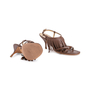 Authentic Second Hand Prada Fringe Leather Sandals (PSS-618-00004) - Thumbnail 2