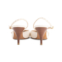 Authentic Second Hand Fendi Slingback Pumps (PSS-618-00008) - Thumbnail 3