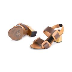 Marni mirrored heel sandals 2?1551759518