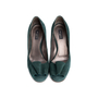 Authentic Second Hand Etro Bow Suede Pumps (PSS-618-00013) - Thumbnail 0