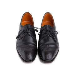 Black Oxford Brogues