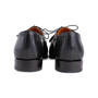 Authentic Second Hand Carmina Black Oxford Brogues (PSS-620-00001) - Thumbnail 5