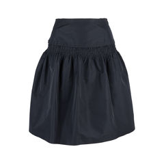 Flare Ruched Skirt