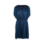 Authentic Second Hand Lanvin Draped Jersey Dress (PSS-618-00022) - Thumbnail 0