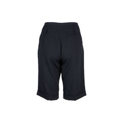 Viktor and rolf knee length navy shorts 2?1551854048