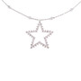 Authentic Second Hand Tiffany & Co Star Diamond Pendant (PSS-622-00003) - Thumbnail 0