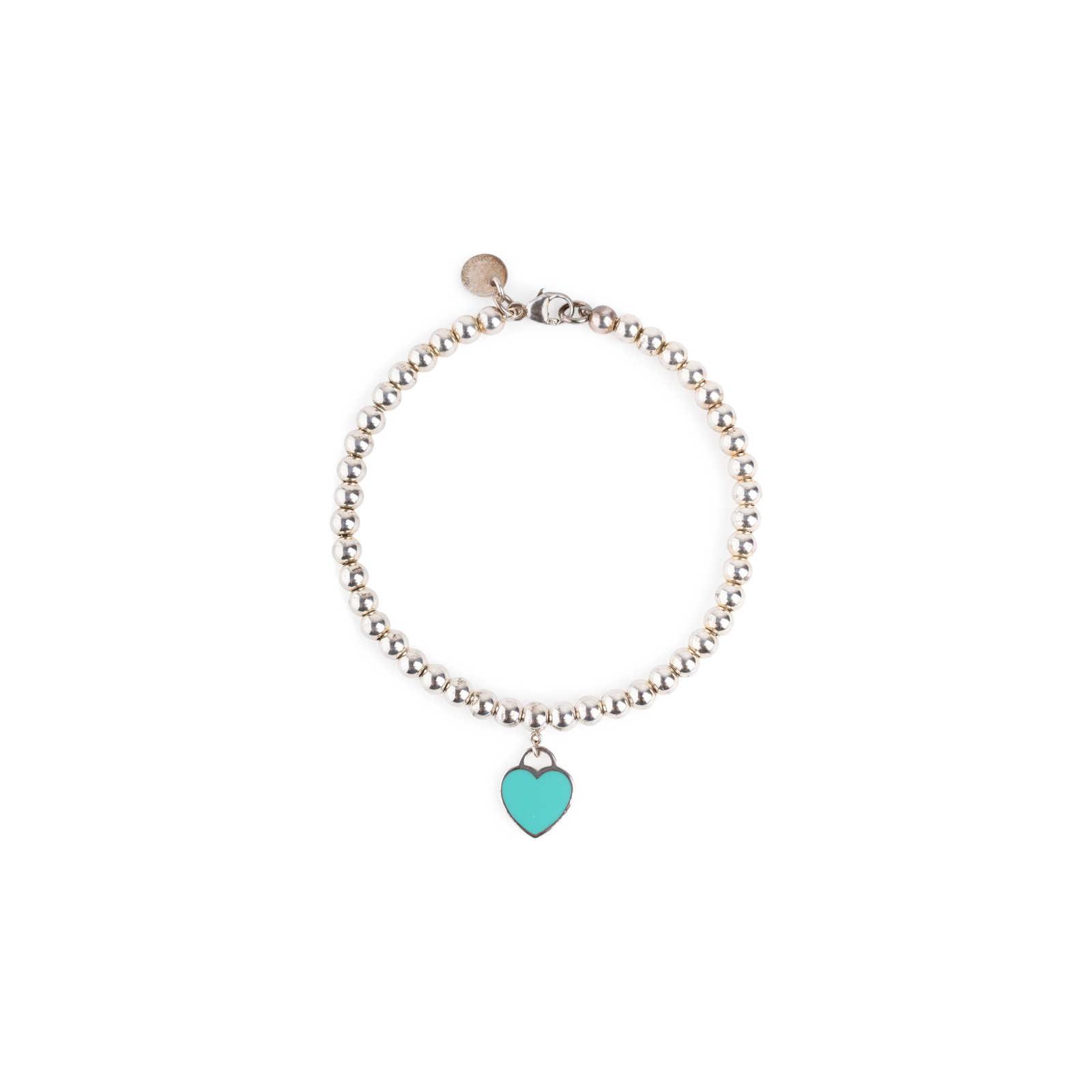 Second Hand Tiffany Co Bead Bracelet