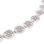 Authentic Second Hand Tiffany & Co Diamond Tennis Bracelet (PSS-622-00006) - Thumbnail 3