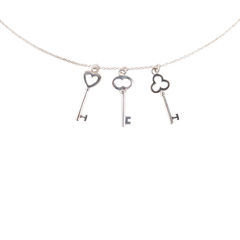 Three Keys Pendant