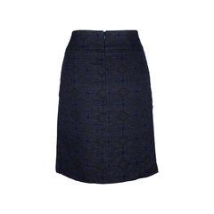 Dries van noten embroidered pencil skirt 2?1551944866
