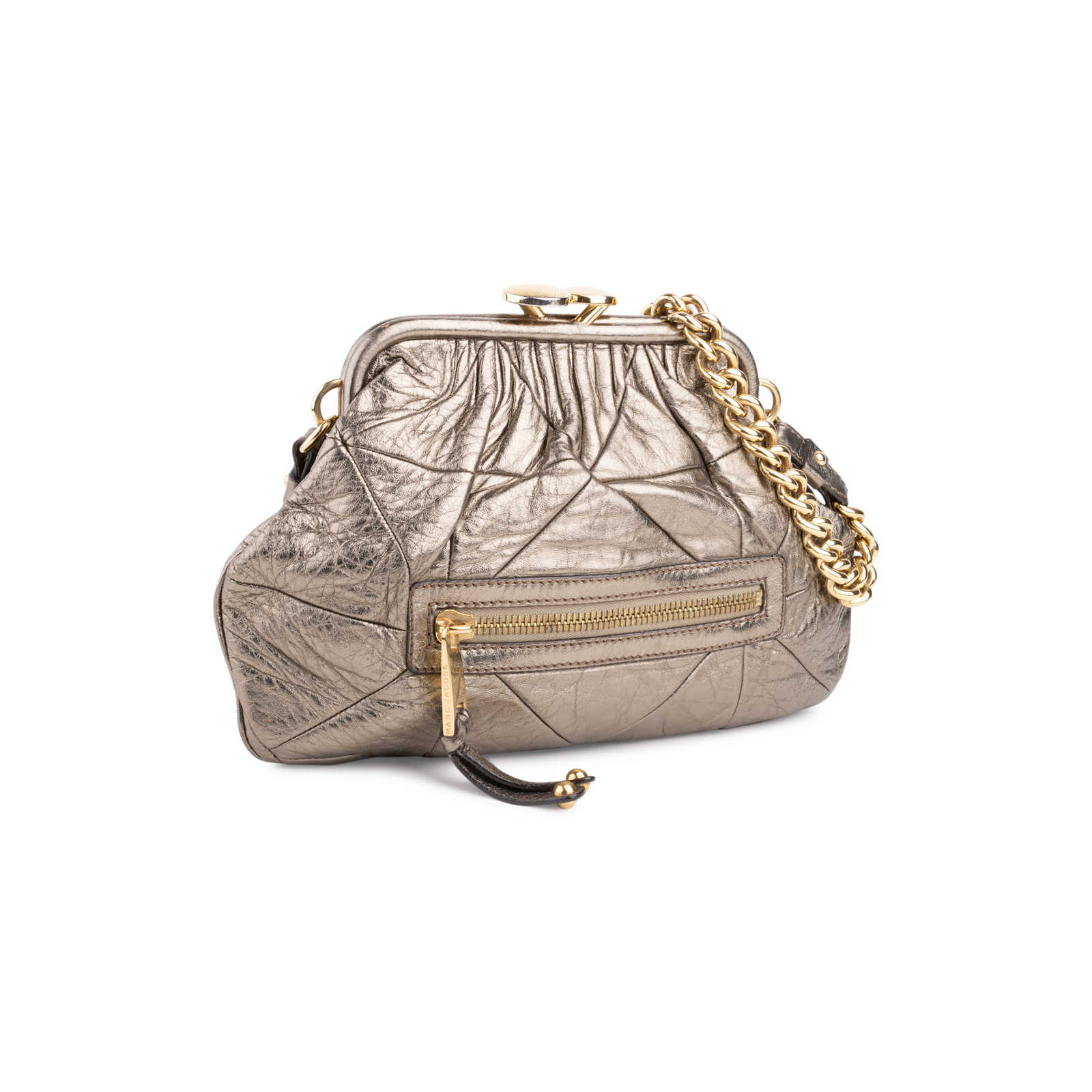 e421a2a3b2 ... Authentic Second Hand Marc Jacobs Little Stam Bag (PSS-608-00005) ...