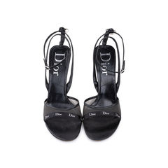 e40d53bdaf68 Authentic Second Hand Louis Vuitton Embellished Sandals (PSS-457 ...