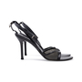 Authentic Second Hand Christian Dior Black Strappy Sandals (PSS-625-00004) - Thumbnail 1