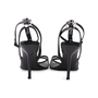 Authentic Second Hand Christian Dior Black Strappy Sandals (PSS-625-00004) - Thumbnail 3