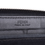 Authentic Pre Owned Fendi Square Eyes Zip Around Wallet (PSS-636-00008) - Thumbnail 4