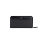 Authentic Pre Owned Fendi Square Eyes Zip Around Wallet (PSS-636-00008) - Thumbnail 7