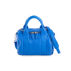 Rockie Pebbled Airforce Satchel