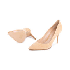 Gianvito rossi 85 suede pumps 2?1552041690