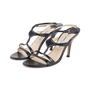 Authentic Pre Owned Jimmy Choo Criss Cross Sandals (PSS-126-00142) - Thumbnail 3