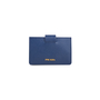 Authentic Second Hand Prada Saffiano Accordion Card Case (PSS-630-00004) - Thumbnail 0