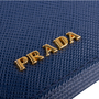 Authentic Second Hand Prada Saffiano Accordion Card Case (PSS-630-00004) - Thumbnail 4