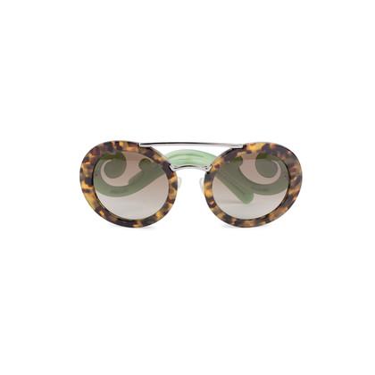 Authentic Second Hand Prada Baroque Evolution Sunglasses (PSS-630-00005)